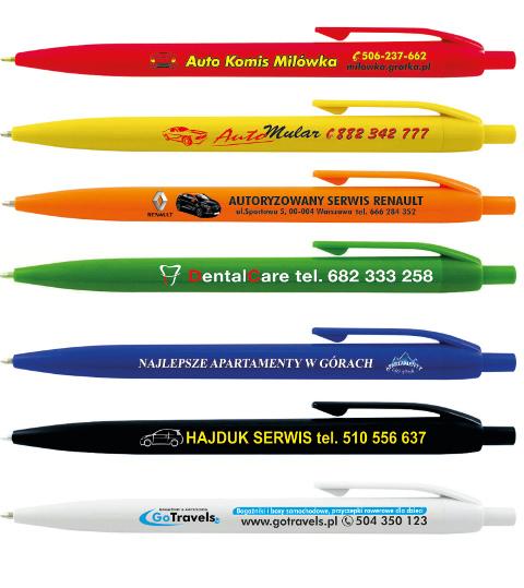 Tak będzie wyglądał Twój długopis AP
