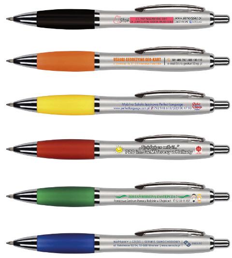 Tak będzie wyglądał Twój długopis SLIM