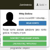 Drukarnia-Online24 - Logowanie Jako Gość