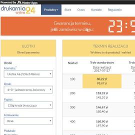 Drukarnia-Online24 - Zaawansowany i Jednocześnie Prosty Kalkulator