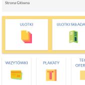 """Drukarnia-Online24 - Wygląd """"Uszyty Na Miarę"""""""
